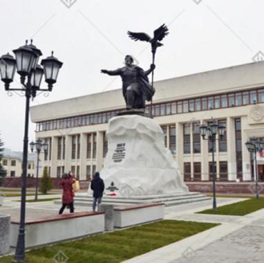 Памятник Ивану III, г. Калуга